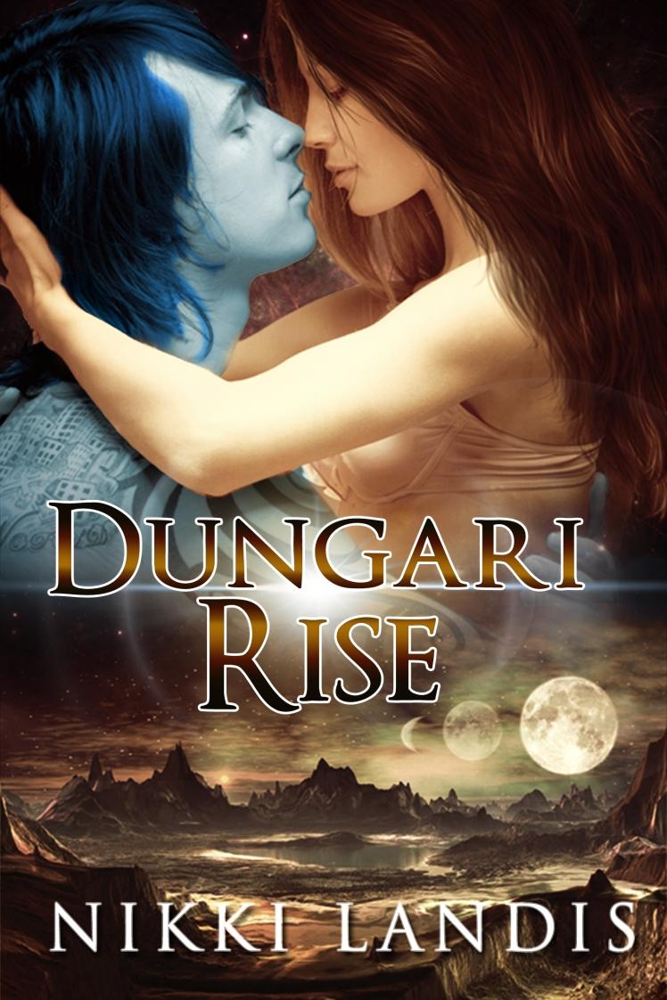 Dungari Rise Final Cover