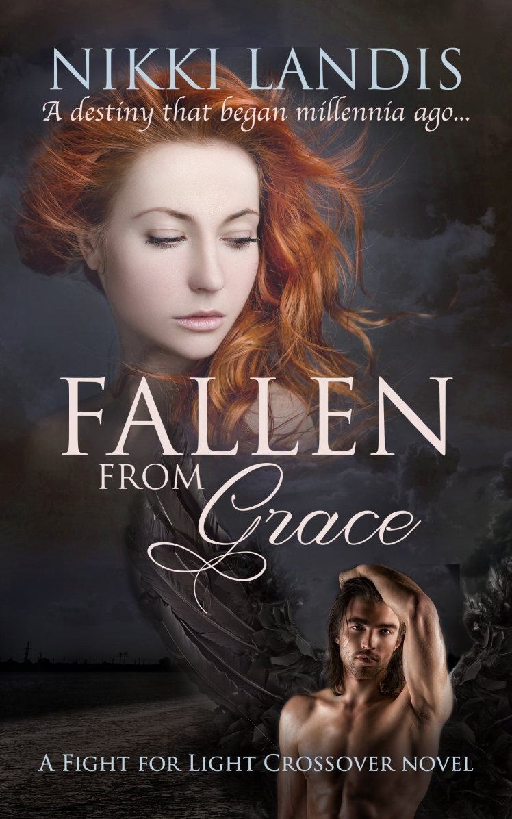 Fallen From Grace Cover Angel