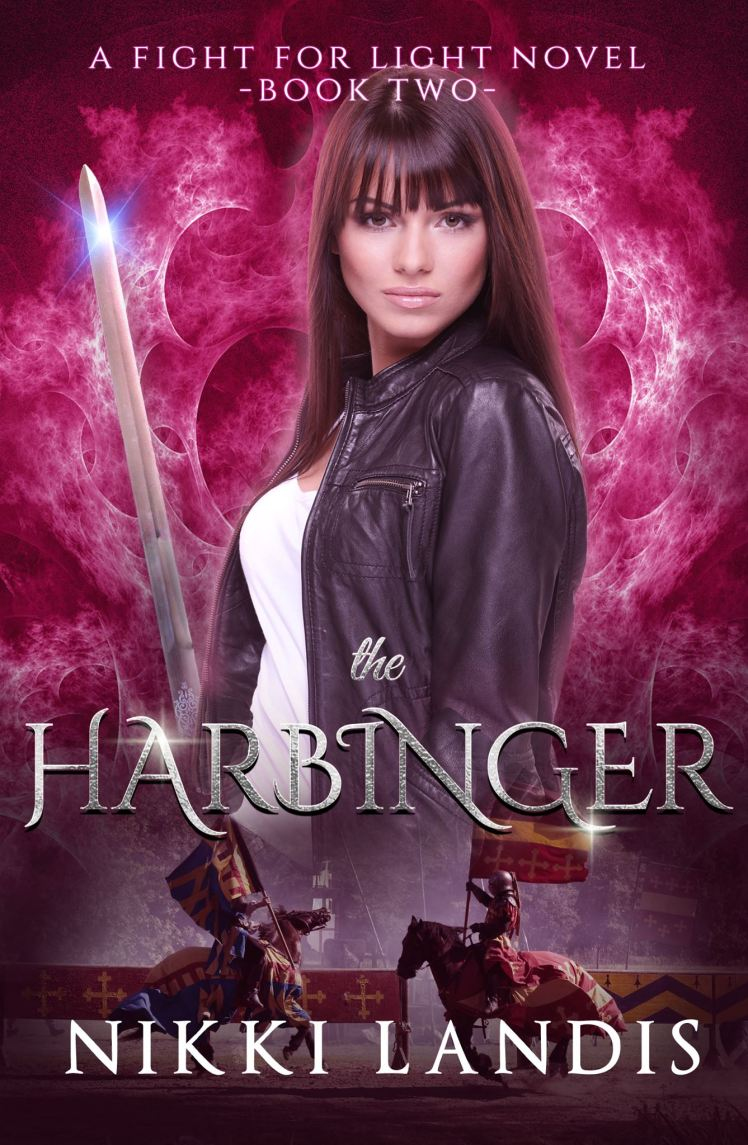 The Harbinger REVISED Cover