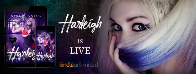 Harleigh ANL Cover